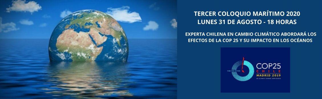 Experta chilena en cambio climático abordará los efectos de la cop 25
